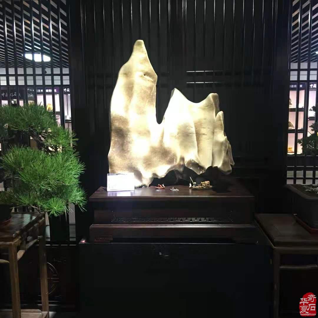 2020第二屆中國(杭州)賞石藝術節暨首屆國際黃蠟石文化藝術節盛大開幕