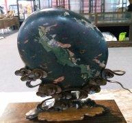 石界著名藏家郑忠作品欣赏 组图