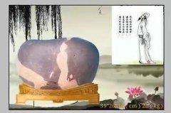欣赏洛阳石界著名群主实在哥收藏的黄河人物石