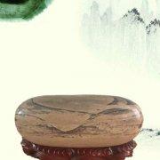 赏石玩石享受着大自然创造的神奇 图