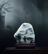 奇石收藏为了升值则不尽然