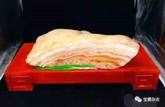 震撼发布:鲁山特级肉形石新鲜出炉 图