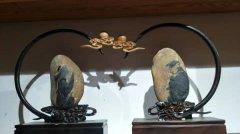 汉江水墨图案石原来也有这么美 图