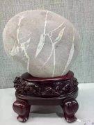 偃师市第七届奇石展在张海书法艺术馆开幕
