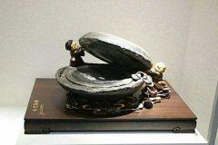 知名奇石藏家萧中庭先生的石头很养眼