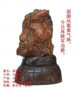 分享海南省赏石文化协会会长陈忠英的藏品 图