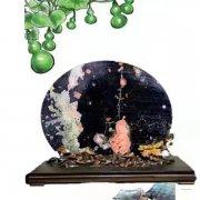 欣赏洛阳《玩石阁》收藏的奇石作品 图