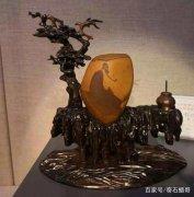 奇石属于难得的天然艺术品 图