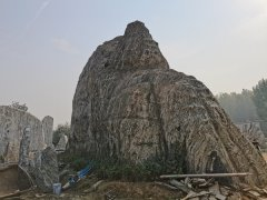 河南石界参访团第七站汇聚雕刻之乡曲阳 图