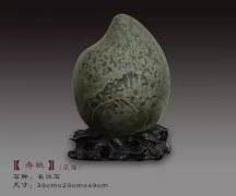 奇石是雅俗共赏的艺术 你说呢