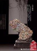 哪些名石确定参展5.30中国·银川赏石非遗文化旅游博览会?